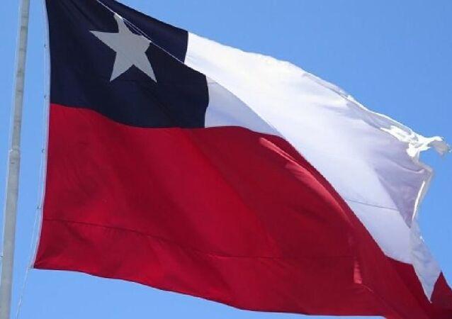 Şili bayrağı
