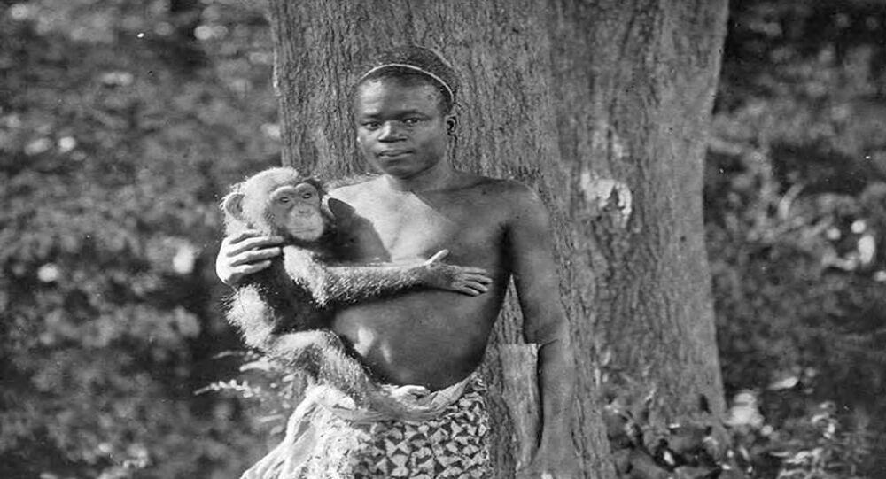 Kongolu Ota Benga