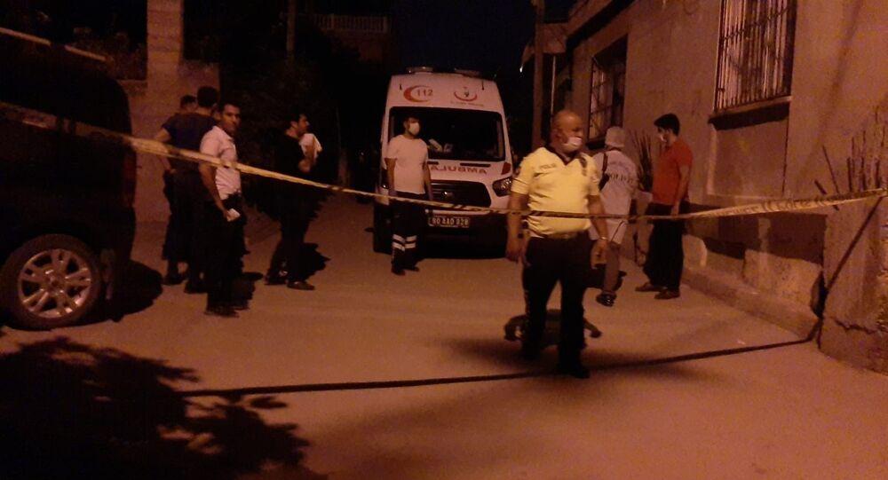 Osmaniye'de kaybolan çocuk çöken duvarın altında ölü bulundu