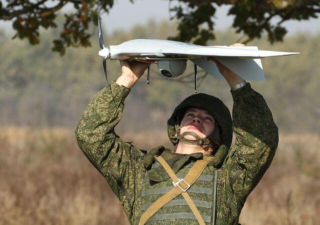 İHA, Takhion, Rusya ordusu