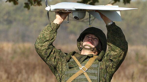 İHA, Takhion, Rusya ordusu - Sputnik Türkiye