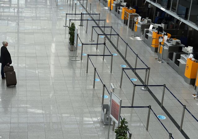 Münih Franz-Josef-Strauss Havalimanı