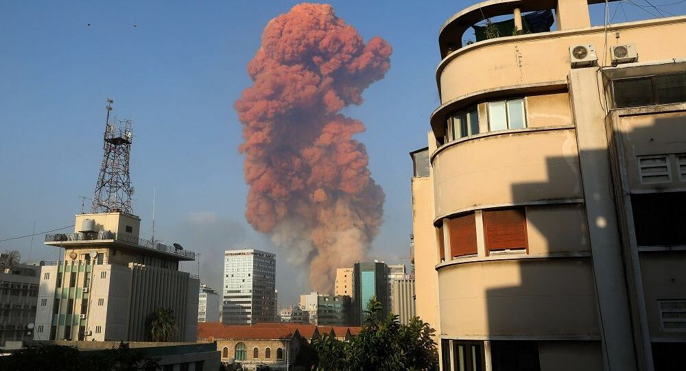 Beyrut/patlama