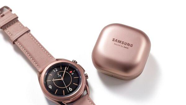 Galaxy watch3 - Sputnik Türkiye