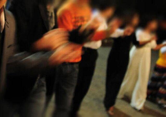 Halay, düğün