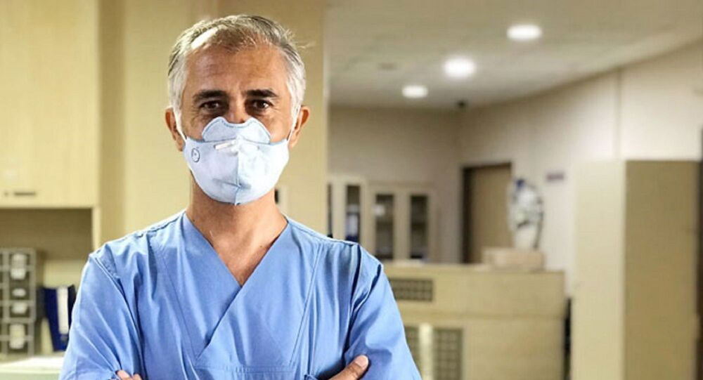 Türkiye'nin ilk Kovid-19 vakalarından biri olan ve haftalarca yoğun bakımda yaşam mücadelesi veren Dr. Selçuk Köse