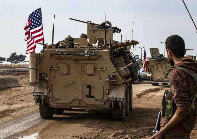 ABD, DSG, Kamışlı, Haseke, Suriye