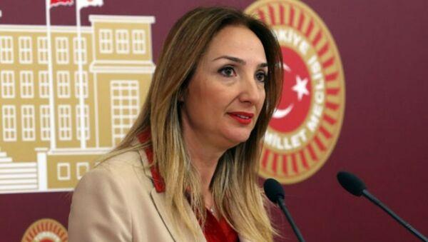 Aylin Nazlıaka - Sputnik Türkiye