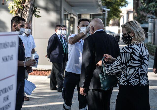 Cumhurbaşkanlığı Sözcüsü Kalın, büyükelçilerle Ayasofya'da