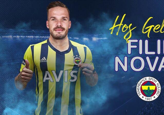 Fenerbahçe'nin yeni transferi Filip Novak, yeni takımında başarılı olacağına inandığını söyledi.