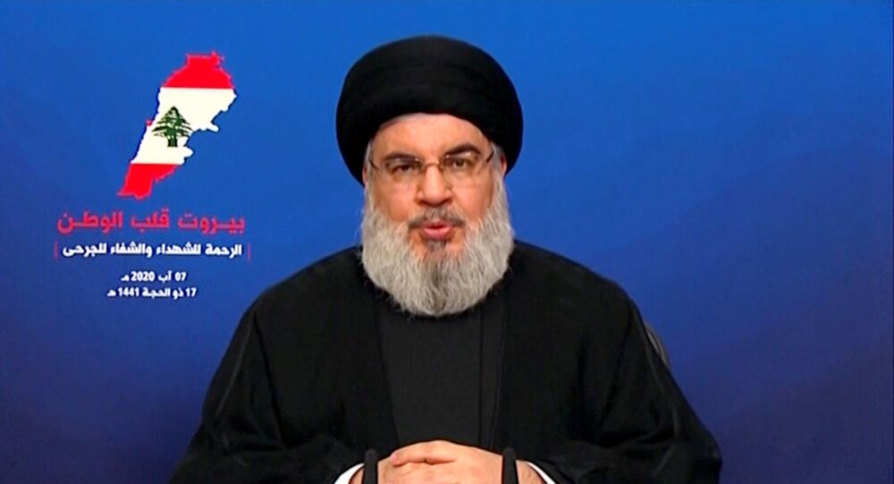 Hizbullah lideri Nasrallah
