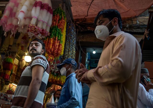 Koronavirüs - Kovid-10  - maske - Pakistan