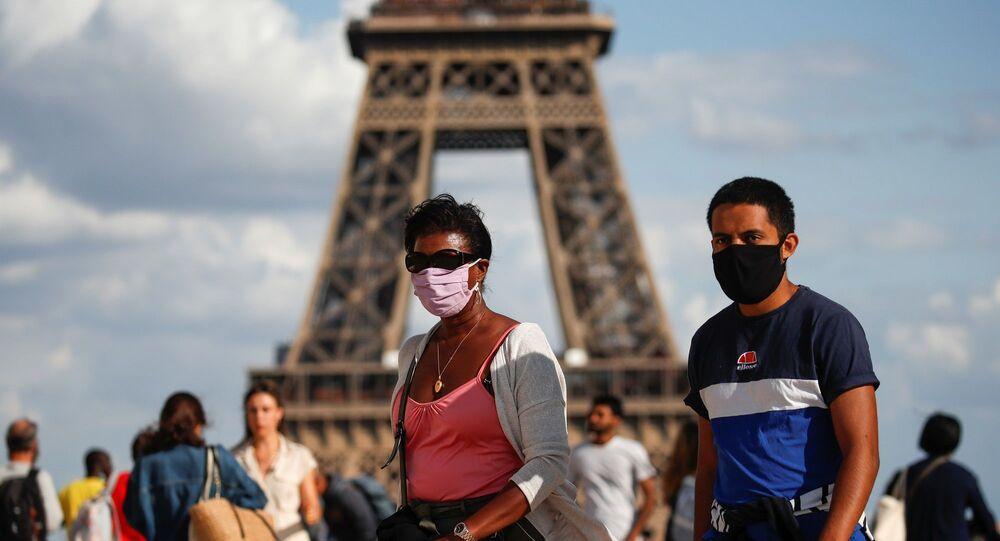 Fransa - Paris - koronavirüs - Makse