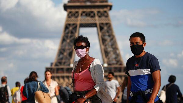 Fransa - Paris - koronavirüs - Makse - Sputnik Türkiye