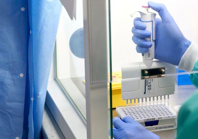 PCR testi, koronavirüs