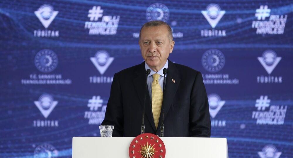 Türkiye Cumhurbaşkanı Recep Tayyip Erdoğan, TÜBİTAK Mükemmeliyet Merkezleri açılış törenine katılarak konuşma yaptı.
