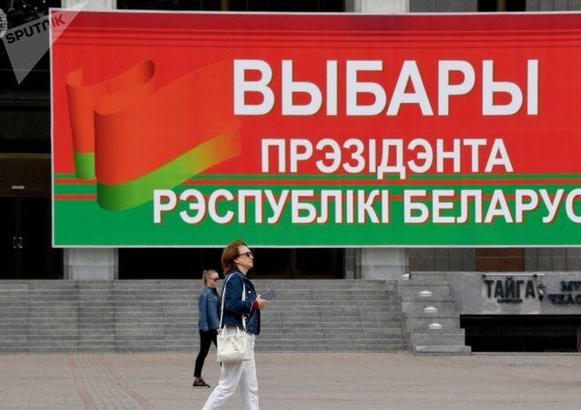 Belarus'ta  başkanlık seçimleri