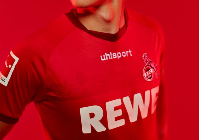 FC Köln yeni forma