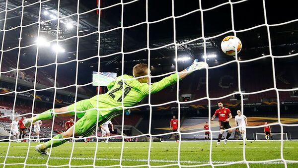 Manchester United, Kopenhag, UEFA Avrupa Ligi - Sputnik Türkiye