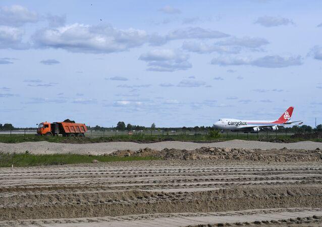 Novosibirsk Tolmaçevo Havalimanı