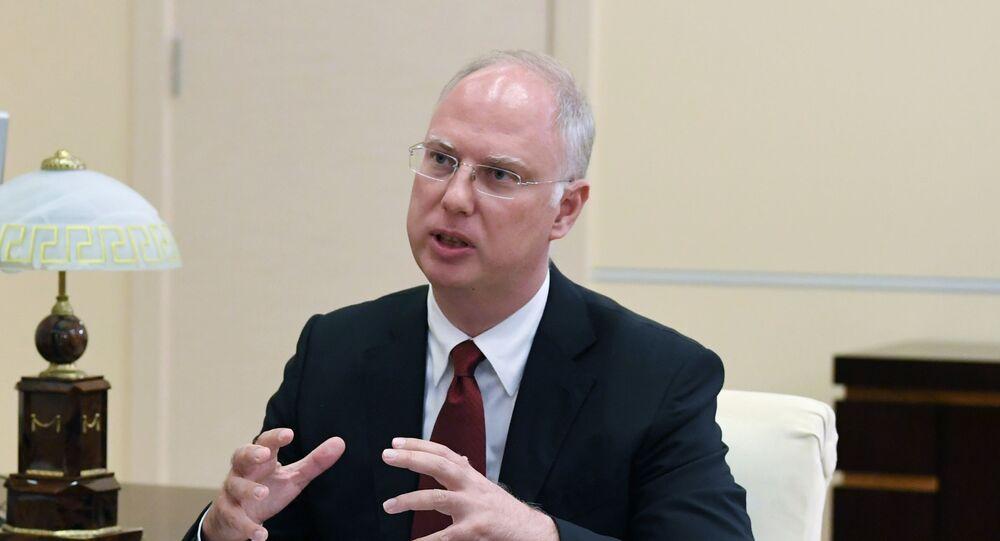 Rusya Doğrudan Yatırımlar Fonu (RPFİ) Başkanı Kirill Dmitriyev