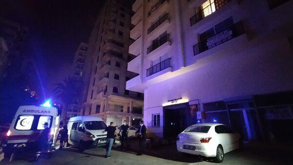 Hatay Vali Yardımcısı ve Afrin'den sorumlu olan Tolga Polat, Adana'da kardeşini tabanca ile vurarak öldürdü. - Sputnik Türkiye