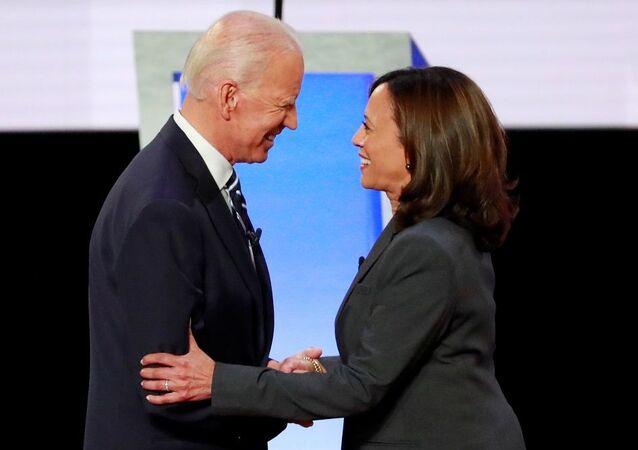 Joe Biden - Kamala Harris