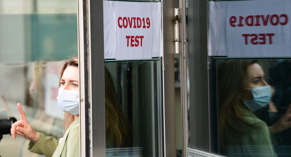 koronavirüs, Rusya