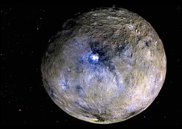 Cüce gezegen Ceres