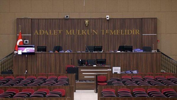 Mahkeme - Sputnik Türkiye