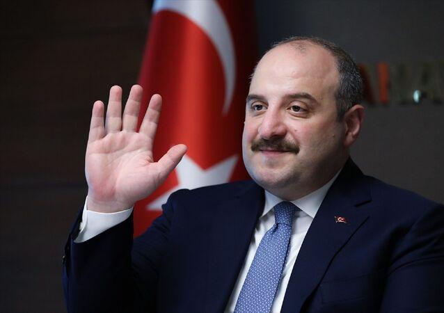 Sanayi ve Teknoloji Bakanı Mustafa Varank, DEİK EU Talks: Ufuk 2020 ve Ufuk Avrupa Programı bilgilendirme toplantısına video konferans yöntemiyle katıldı.