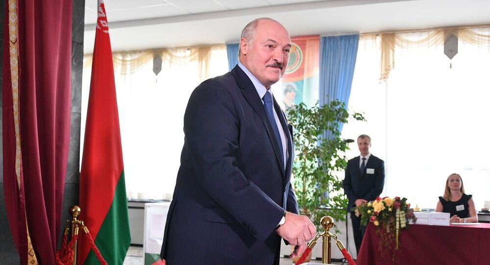 Aleksandr Lukaşenko