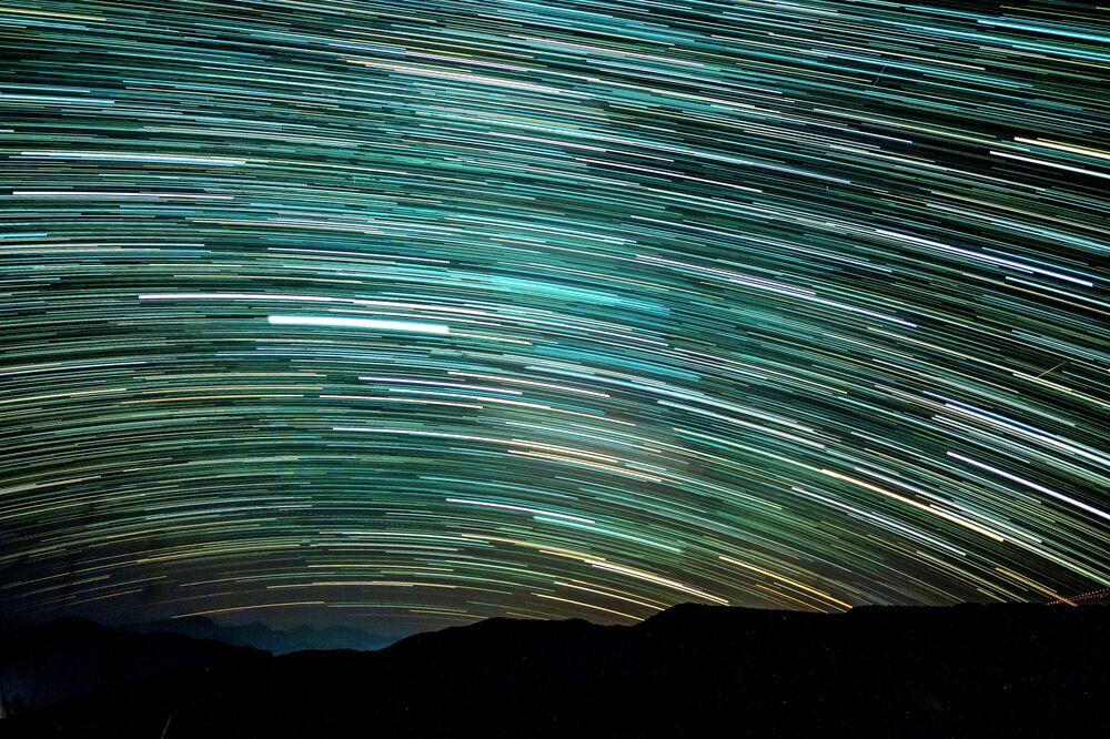 Yılda bir gerçekleşen Perseid meteor yağmuru sırasında saatte yaklaşık 200 göktaşı oluşabiliyor