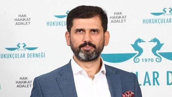 Hukukçular Derneği BaşkanıCavit Tatlı - Sputnik Türkiye