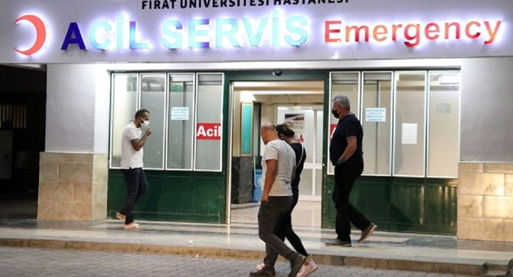 Elazığ'da silahlı kavga sonucu 5 kişi yaralındı.