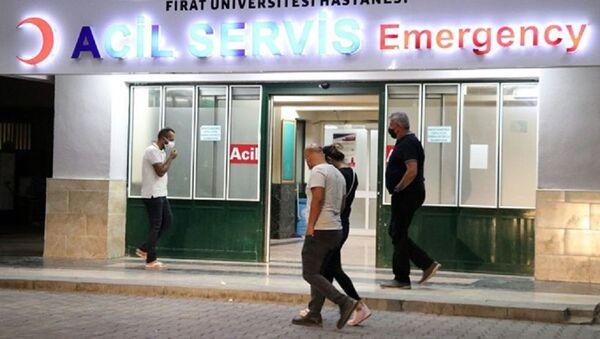 Elazığ'da silahlı kavga sonucu 5 kişi yaralındı - Sputnik Türkiye
