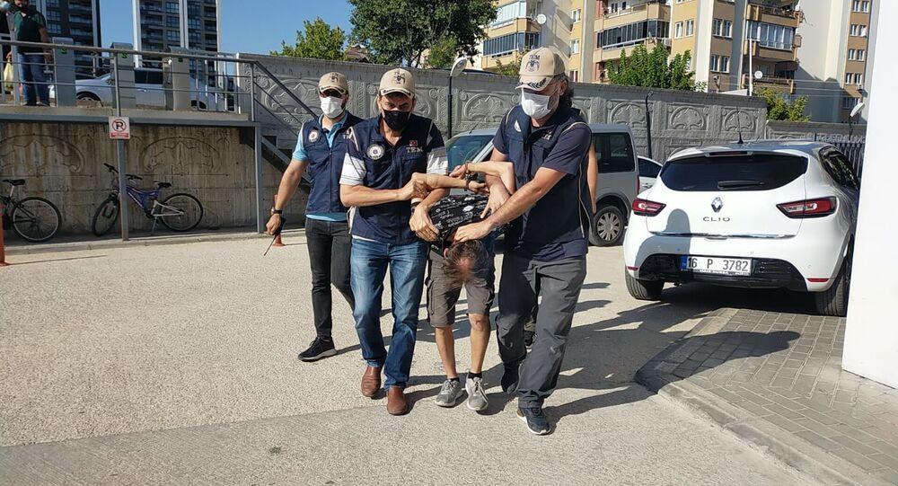 Bursa'daki yangınla ilgili gözaltına alınan kişinin ifadesi ortaya çıktı