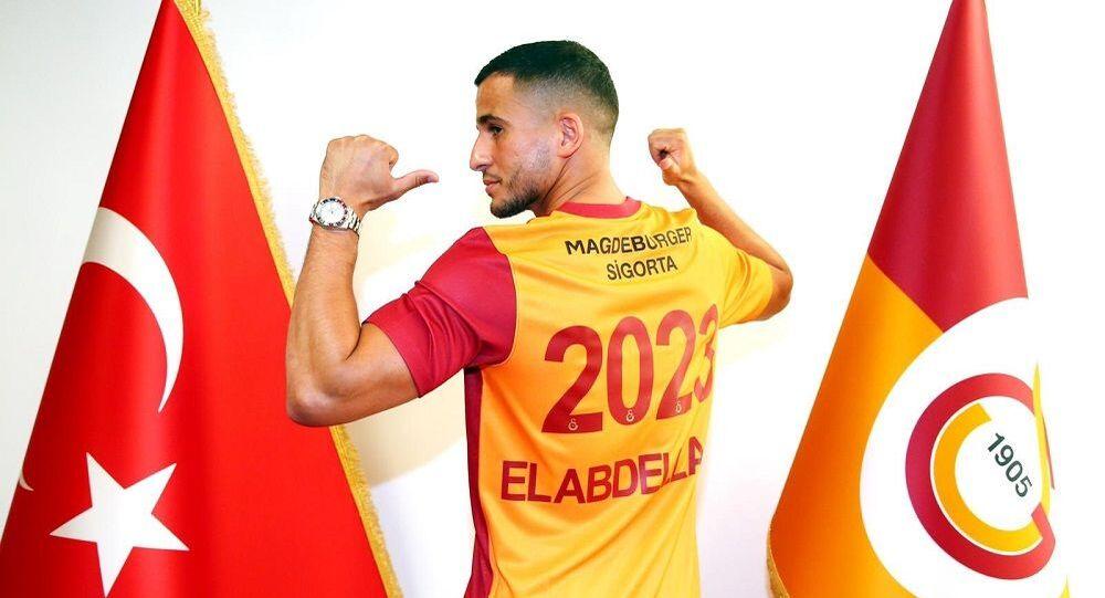 Galatasaray, Norveçli Omar Elabdellaoui'yi transfer ettiğini açıkladı