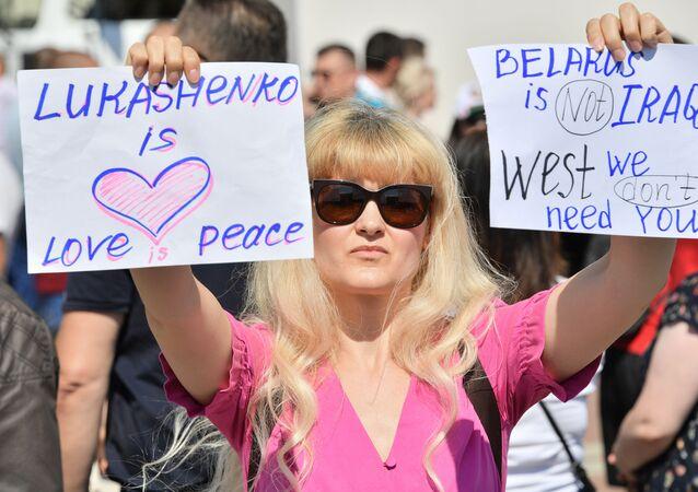 Belarus, Lukaşenko destekçileri