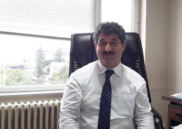 Trabzon Büyükşehir Belediyesi Yol Yapım ve Onarım Daire Başkanı Hüseyin Türker
