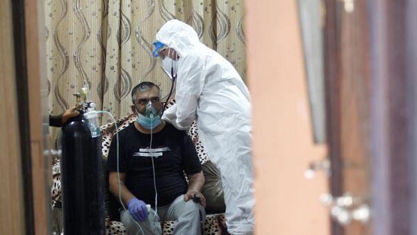 Irak'ta koronavirüs - Sputnik Türkiye