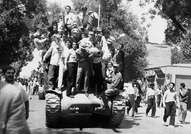 1953 İran darbesi