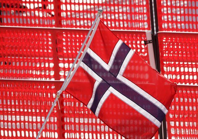 Norveç bayrak
