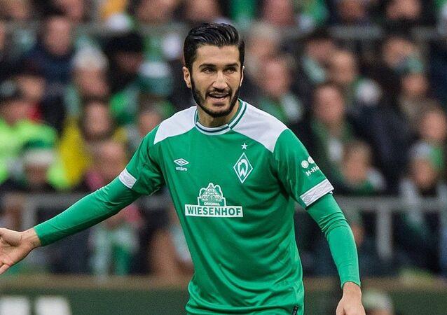 Nuri Şahin 2019-2020 sezonunu Werder Bremen'de geçirdi.