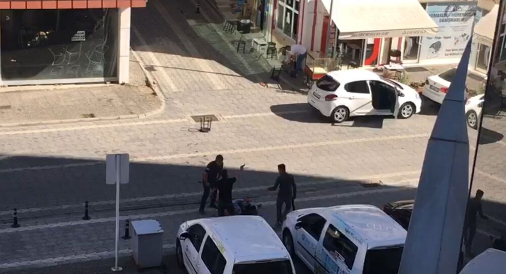 Samsun'da cinayet