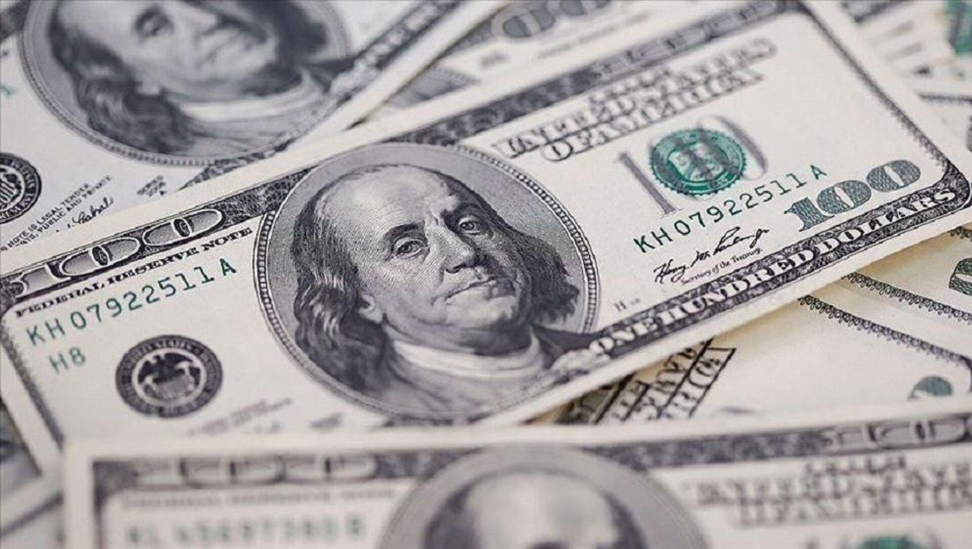 Dolar, döviz - Sputnik Türkiye, 1920, 09.07.2021