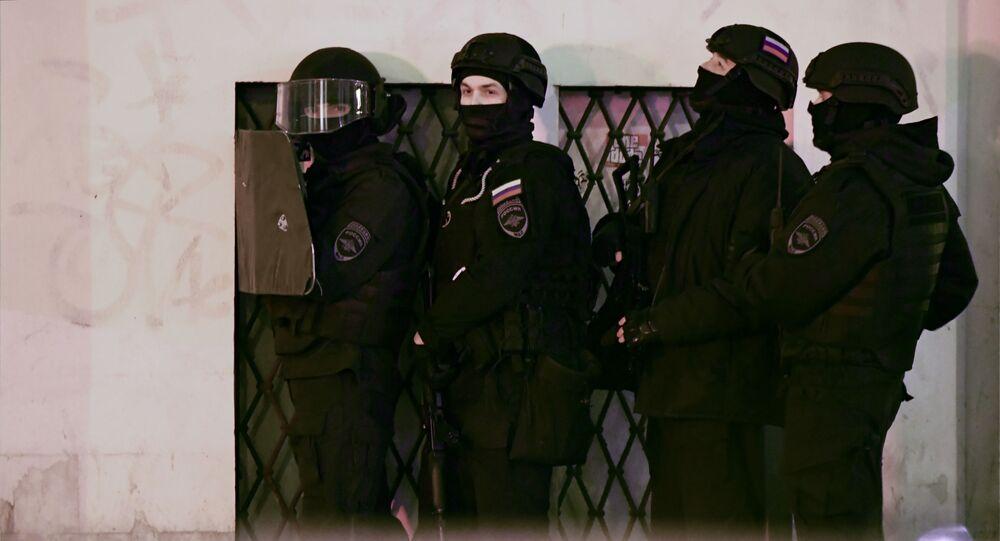 Rusya Federal Güvenlik Servisi (FSB)