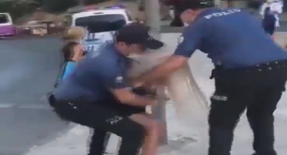 Kadıköy - denetim - polis müdahalesi