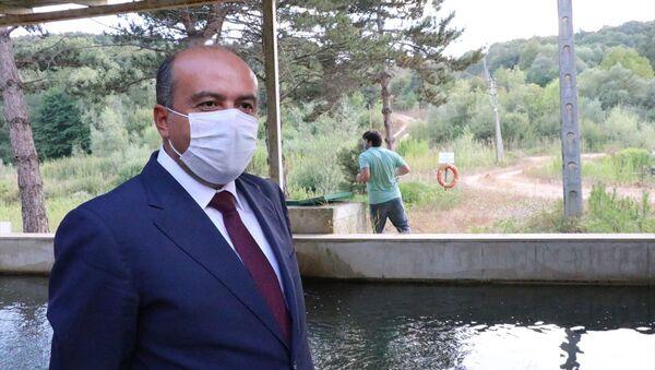 Tarım ve Orman Bakan Yardımcısı Fatih Metin - Sputnik Türkiye