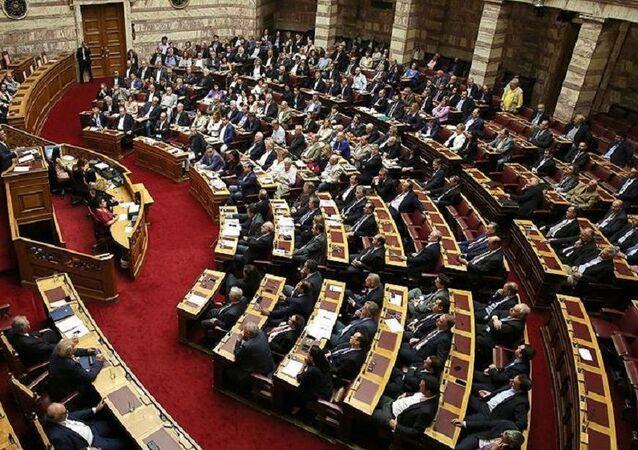 Yunanistan parlamento